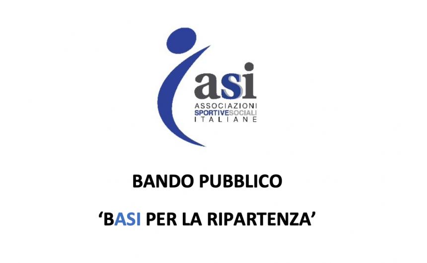 BANDO PUBBLICO BASI PER LA RIPARTENZA – PROROGA