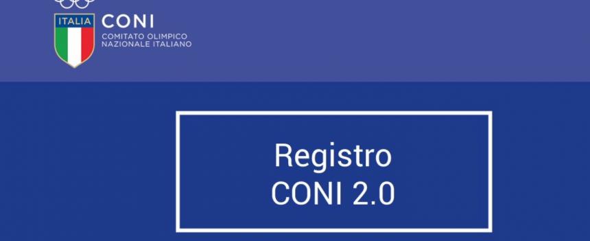REGISTRO CONI RSSD – SLITTA AL 31 DICEMBRE 2021 L'OBBLIGO DI INSERIRE IN PIATTAFORMA GLI EVENTI DELLE ASD/SSD AFFILIATE ISCRITTE AL REGISTRO